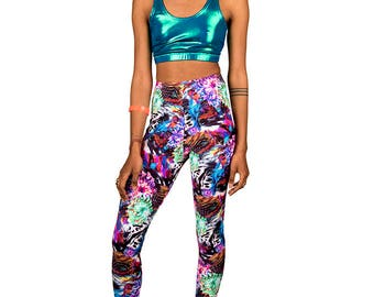 Rainbow Abyss Leggings