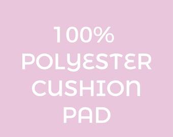 Kids Cushion - Nursery Cushion Pad - Pillow Insert - Nursery Decor - Nursery Design - Baby Pillow