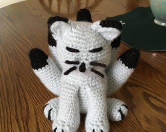 Crochet Kitsune, Made to Order