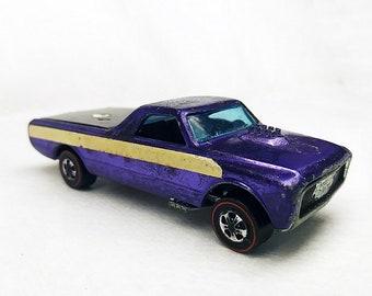 Hot Wheels, 1967 Redline, Fleetside, Die-Cast Car, Purple, Collector's Car, Sweet Sixteen, Children's Toys