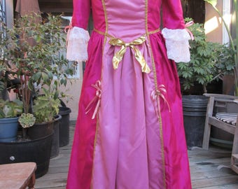 Buffy 'Halloween' 18th Century inspired Cosplay Gown