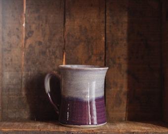 Mug in Purple Haze by Village Pottery Prince Edward Island PEI