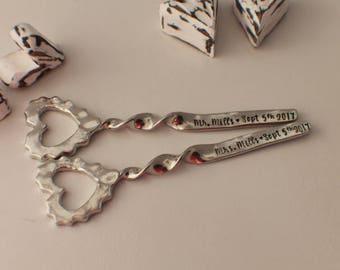 Personalized Wedding Bubble Wand - Wedding Keepsake - Wedding Gift - Blowing Bubbles - Wedding Bubbles - Mr and Mrs Gift -