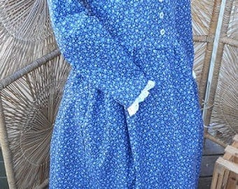 Girls Pioneer Dress Beth Size Small Ready to Ship