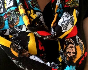 Star Wars Characters Infinity Scarf