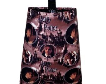 Car Trash Bag - Harry Potter