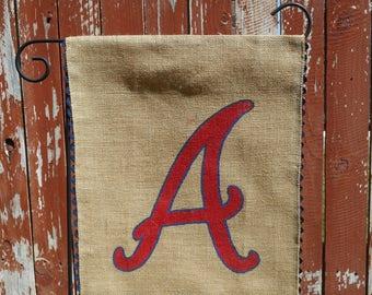Atlanta Braves Yard Flag