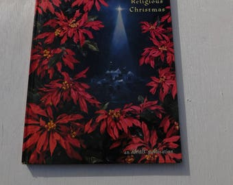 Vintage Ideals Publication The True Religious Christmas Book by Van B Hooper - 1961 - from DustyMillerAntiques