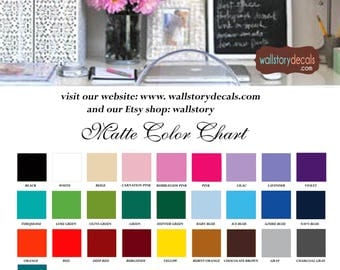 Wall Quotes Decals - Beauty Begins the Moment You Decide to be Yourself - Small Medium Large Size Options - Hair Salon Decals  39+ Colors