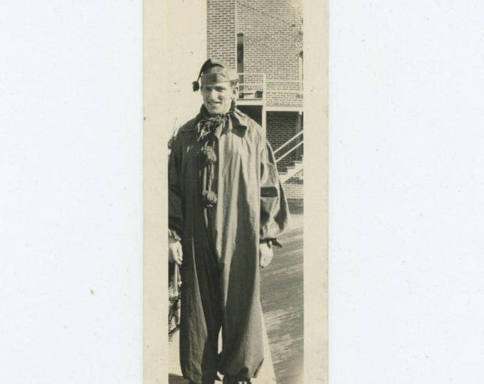 "Vintage Snapshot Photo: ""Virgil, 1926"" (78600)"