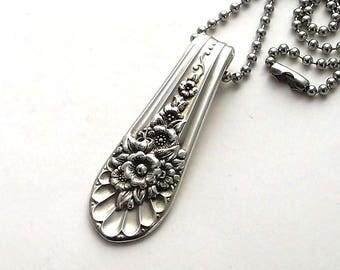 Spoon Necklace or Pendant Jubilee 1953