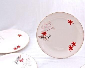 "MidCentury British Vintage Alfred Meakin 'STAG' 10"" Dinner Plate"