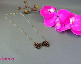 """Necklace """"Butterfly"""""""