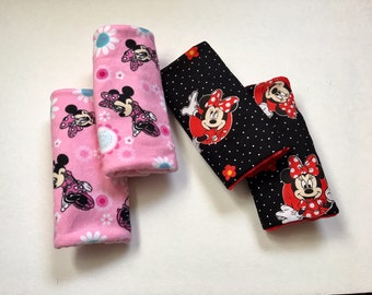 MINNIE MOUSE Baby Car seat Strap Covers