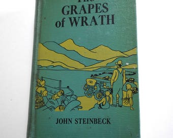 Vintage Book, The Grapes of Wrath