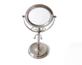 Barber Mirror With Shaving Stand Barber Accessories Shaving Set 1950s