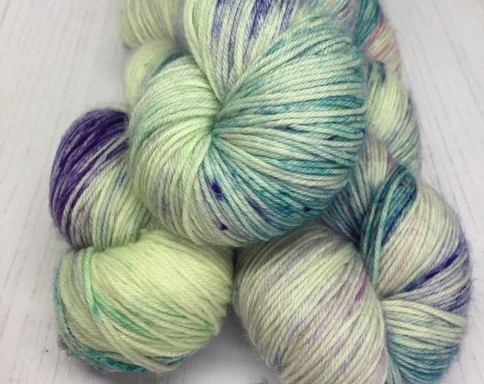Art Deco - 100grams 100% Super wash merino  4 ply wool
