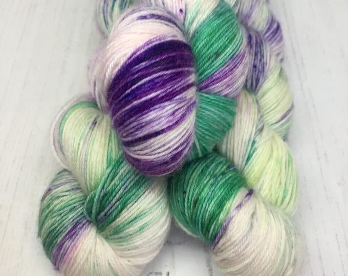 Suffragette  - 100grams 75/25% Super wash merino and nylon   4 ply wool