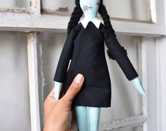 Handmade Zombie Undead Monster Doll