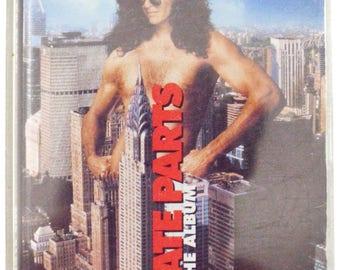 Vintage 90s Private Parts The Album Soundtrack Cassette Tape