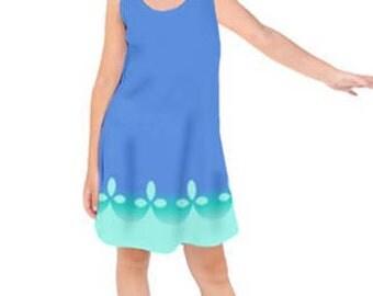 Trolls - Poppy Dress - Halloween Outfit- Girl Dress - Poppy Dress - Princess Poppy Costume - Trolls Costume - trolls birthday outfit