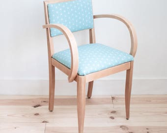 Leon, the bridge armchair revisited * - VINTAGE - recycled furniture