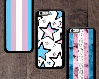 Transgender phone case