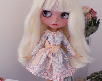 Custom Blythe Dolls For Sale by Custom Blythe ooak doll Amy- Sweet, tender girl