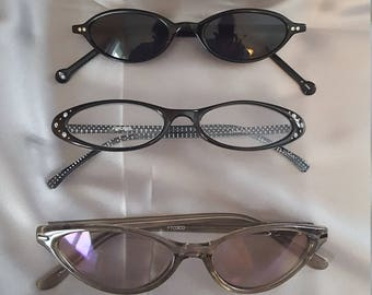 Vintage Style Glasses (4)