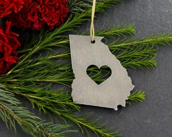 Georgia ornament  Etsy