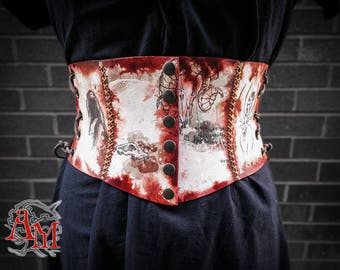 Short belt - Shadows Page - Manuscript Collection