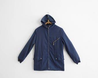 Vintage Parka - Spring Hooded Jacket