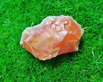 Jelly Orange Red Oregon Carnelian Agate