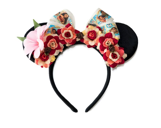 Moana Mouse Ears Headband
