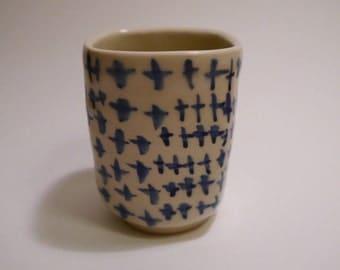Blue Crosses Cup