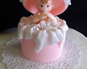 Baby Shower Cake Topper, Baby Shower, Baby shower Centerpiece, Baby Shower Decoration, Baby Girl Favor, Baby Shower Girl, Baby Shower Boy