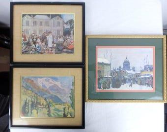 Ethel & Samuel J LeFrak Collection of Prints Pierre Bonnard Benois Van Dongen