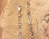 14 Kt Bracelet   Blowout Price Barely above scrap metal value !