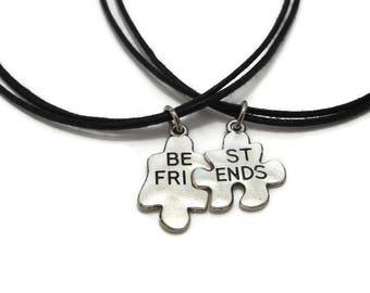 Best Friends Choker, Best Friend, Best Friends, Best Friend Choker, Best Friend Gift, Bet Friend Jewelry, BFF Jewelry, BFF Gift