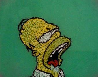 Homer Simpson, 2017
