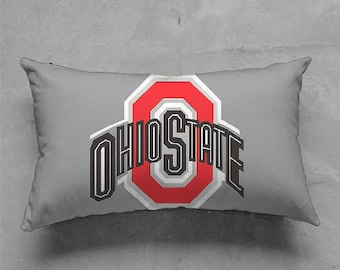 Ohio State Oblong Pillow