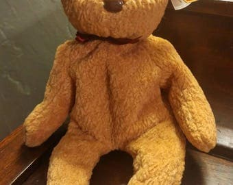 Beanie Baby Original - Curly the Bear