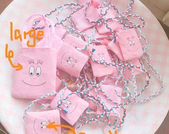 Blythe Les Barbapapa mini bag (large or small)