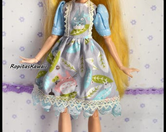 Dress made by hand doll ever after high y monster high.