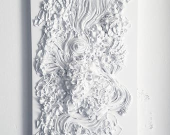 Salisbury (sculptural painting)