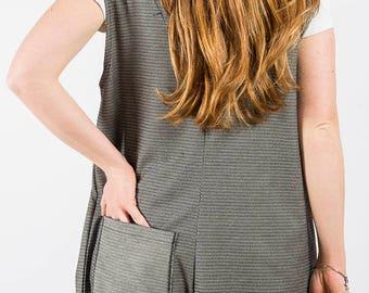 Suit MoD. Licorice/Dark grey jeans
