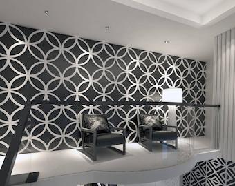 stars 3d wall panels wall panels geometric art wall paneling paneling