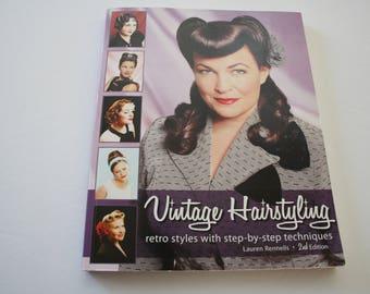 vintage hairstyling book pdf download