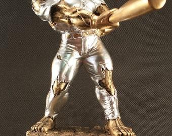 Monster Baseball Award - Resin Trophy - Kids Baseball Trophy - Free Engraving - Boys Baseball Award - Participation Award - Team Awards