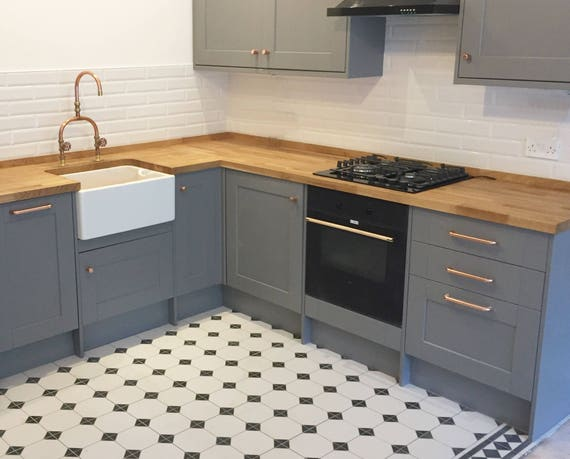 Copper Handle Drawer Pull Knobs Pulls Cabinet Hardware Kitchen